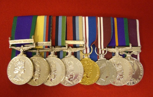 Full Size Medals